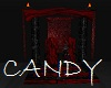 Candy Couple throne