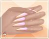 A| Long Sundae Nails