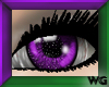Egoism Shine Purple Eyes