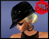 E&R Hair Hat Blonde