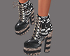 Rock n roll boots