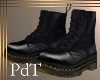 PdT Black Work Boots M