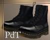 PdT Black Work Boots M