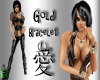 (TP)~Gold Bracelet(L)~