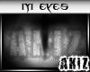 ]Akiz[ GothDemon Eyes