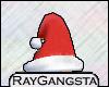 [RG] Santa's Hat Black