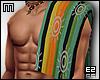 Ez| Towel over shoulder