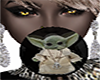 Baby Yoda Grogu 2 Gum