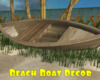 -IC- Beach Boat Decor