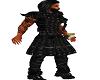 black layerable kilt