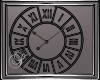 (SL) Black Wall Clock