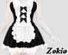 Dolly maid dress