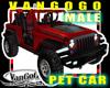VG RED 4x4 SUV Avi MALE