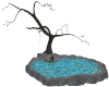 Koi Pond Animated  Furn