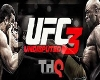 UFC FIGHTING RING