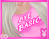 Bye Basic