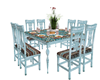 Boho Beach Dining Table