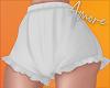 $ Ruffle Shorts  M
