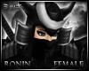 ! Ronin Samurai Helm F