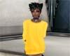 [NJ] Long Yellow Sweater