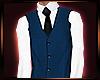 Y' AOTA Blue -Vest [M]