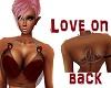 Love on Back!!