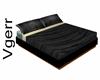Sexy Black No Pose Bed