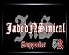 JnS Support Sticker 5k