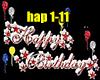 Happy Birthday-Song