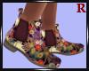 Motif Boots