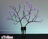 {T} Purple Pastel Plant