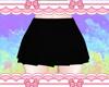 R| Cute Skirt Black RL