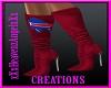Buffalo Cheer Boots