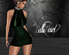 Green Club Dress-RL/TXM