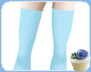 Baby Blue Stockings