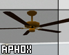 Ceiling Fan (No Light)