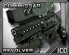 ICO Commissar Revolver