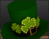 Lucky Shamrock Hat
