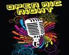 open mic club purple
