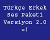 Turkish Erkek Ses 2.0