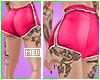 $ Babygirl Shorts *Pink*