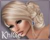 K star lux blonde hair u
