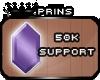 Support Prins! 50k.