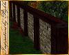 I~Castle Fence*5 panel