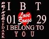 I BELONG 2 YOU /LOVESONG