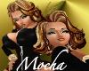 Mocha Monroe Hair