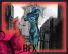 BFX Metropolis Wall