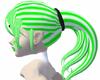 White Green Bad Girl