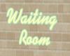 PG WaitingRoomSign