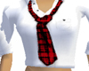 [BF]SkoolGrl Top RED